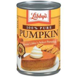 Libby's sütőtökpüré