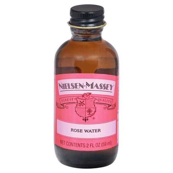 Nielsen Massey rózsavíz