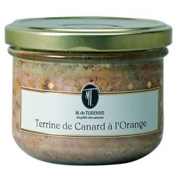 M.Turenne narancsos kacsapástétom