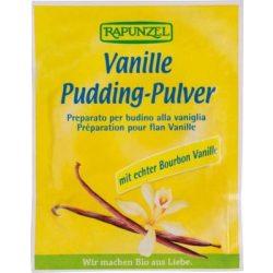 Rapunzel bio vaníliás pudingpor