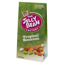 Jelly Bean trópusi gyümölcsös cukorkák 250g