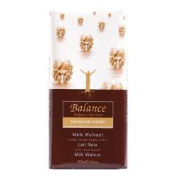 Balance cukormentes diós tejcsokoládé