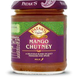 Patak's csípős mangó chutney