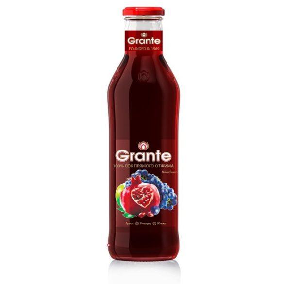 Grante gránátalmalé almával és szőlővel 100%