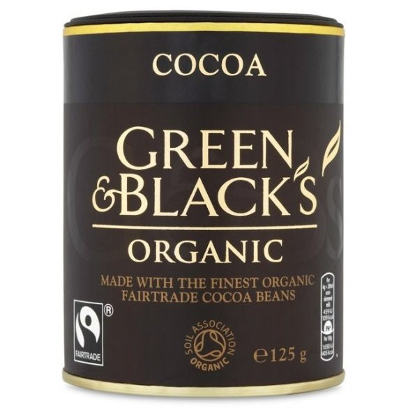 Green&Black's bio kakaópor
