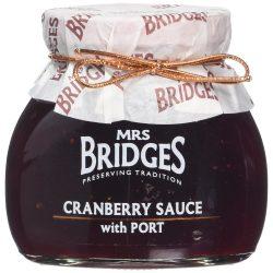 Mrs. Bridges áfonya szósz portói borral