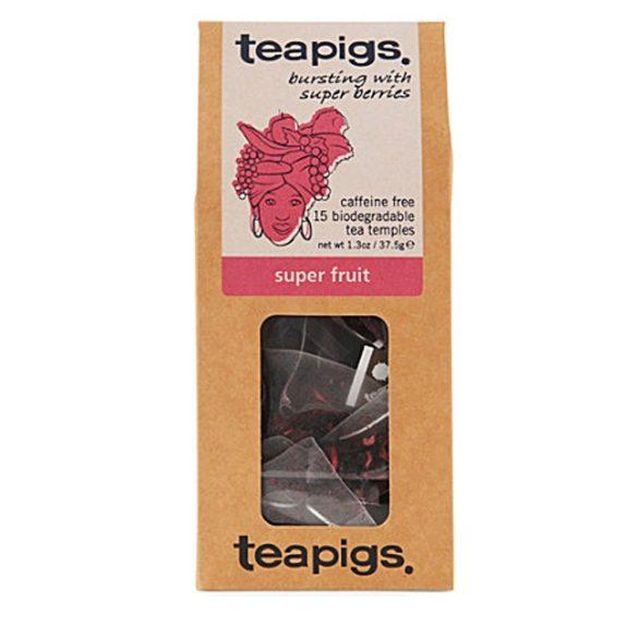 Teapigs Superfruit gyümölcstea 15 filter