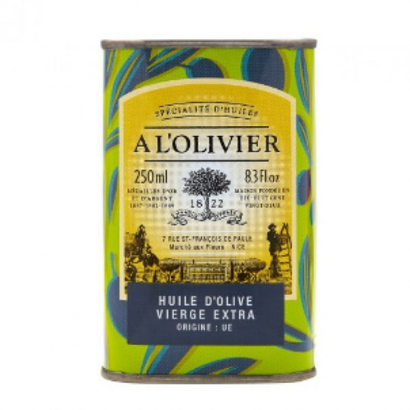 A l'Olivier extra szűz olívaolaj 250ml