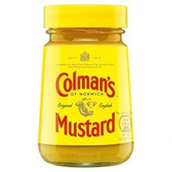 Colman's mustár