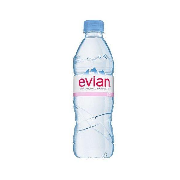 Evian ásványvíz 0,5l