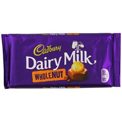 Cadbury  mogyorós tejcsokoládé