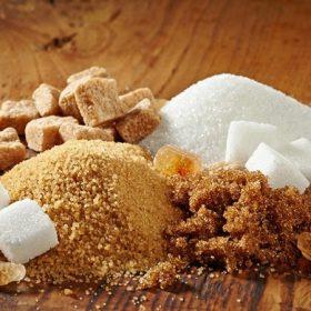 Cukrok, édesítők, sók