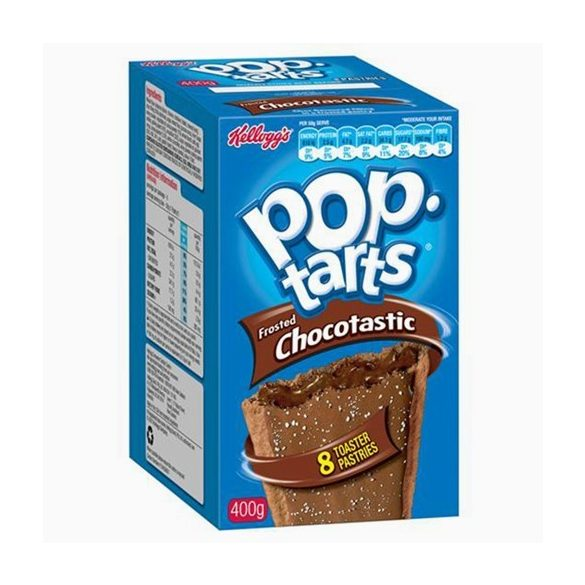 Kellogg's Pop Tarts csokoládés keksz