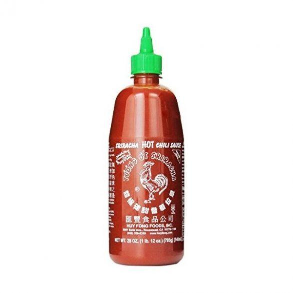 Sriracha szósz