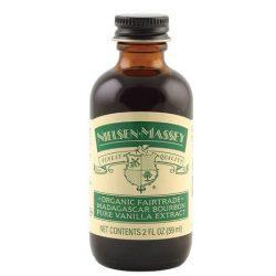 Nielsen Massey bio bourbon vanília kivonat