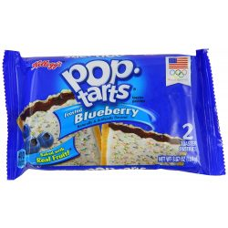 Kellogg's Pop Tarts áfonyás keksz
