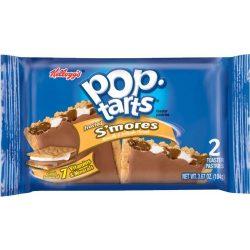 Kellog's Pop Tarts csokis pillecukorral töltve