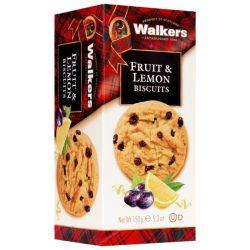 Walker's citromos vajas keksz erdei gyümölcsökkel
