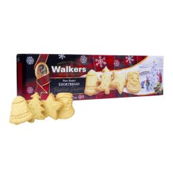 Walkers Festive shapes vajas keksz
