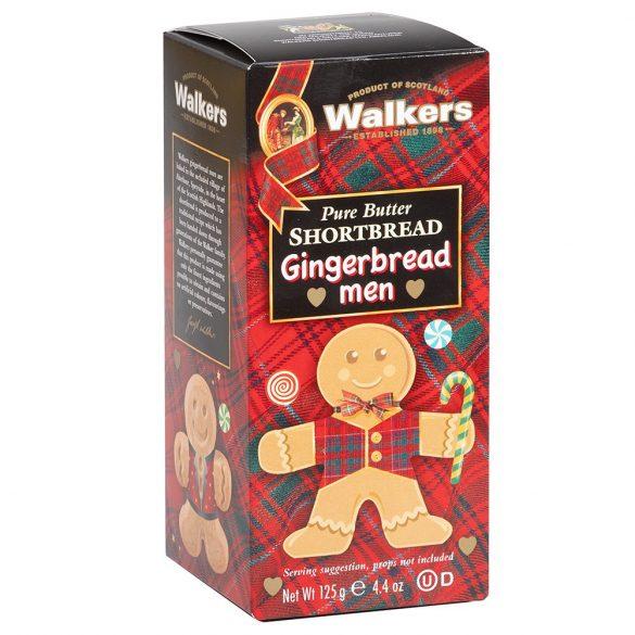 Walkers mini gingerbread man keksz