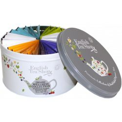 English Tea Shop 30 db-os wellness teaválogatás fémdobozban