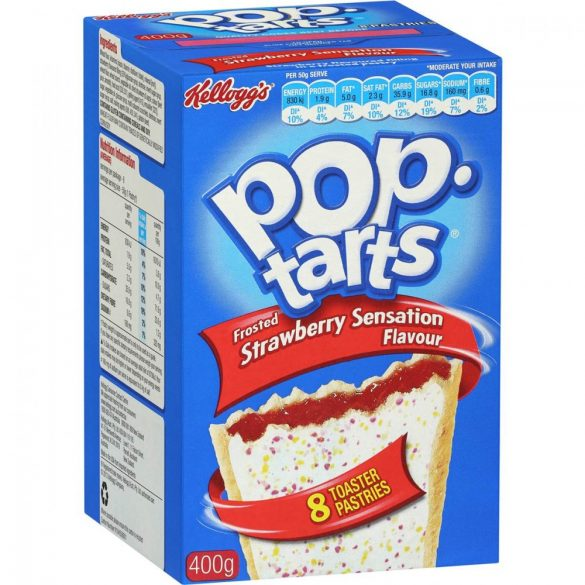 Kellogg's Pop Tarts epres keksz 8db