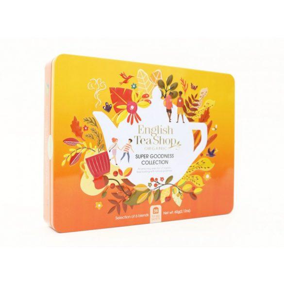 English Tea Shop 36 db-os teaválogatás narancs