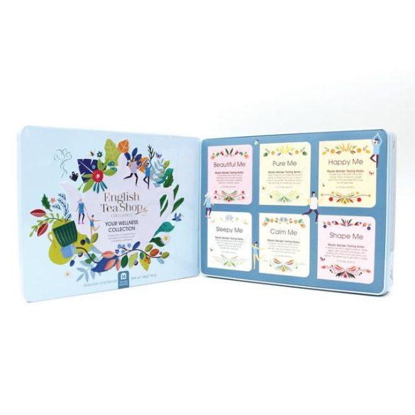 English Tea Shop 36 db-os wellness tea válogatás