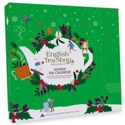 English Tea Shop adventi kalendárium zöld