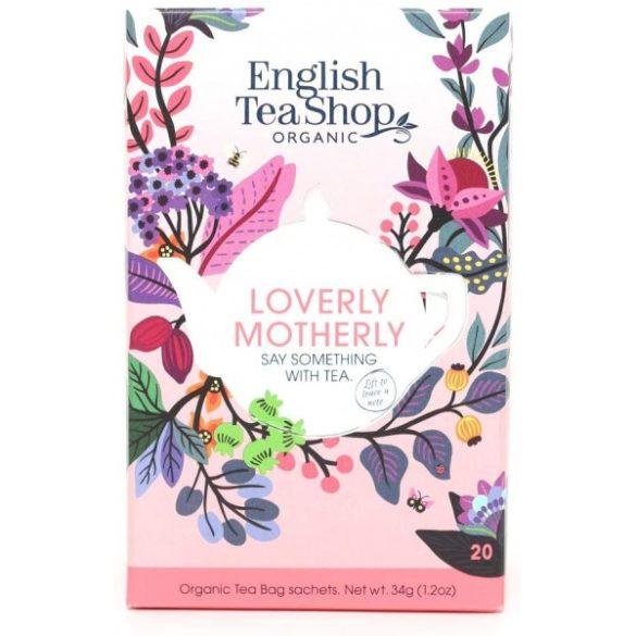 English Tea Shop Loverly Motherly teaválogatás