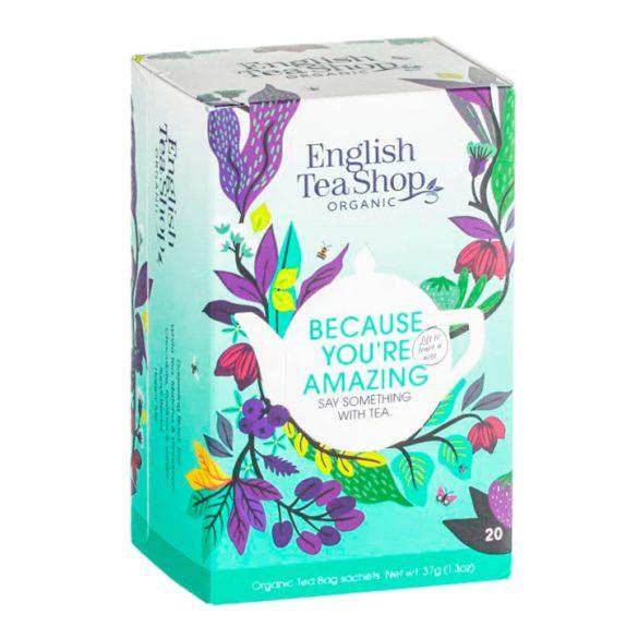 English Tea Shop Because You're Amazing teaválogatás
