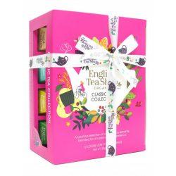 English Tea Shop 12 db-os klasszikus teaválogatás