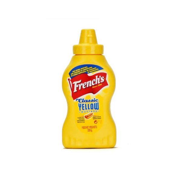 French's sárga mustár