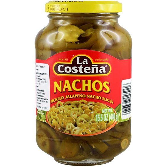 La Costena szeletelt jalapeno paprika