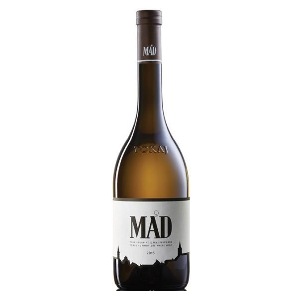 Mád Szent Tamás Tokaji Furmint száraz fehér bor 2016