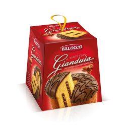 Balocco panettone Gianduia
