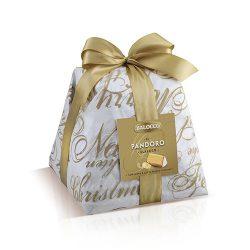 Balocco csokoládés panettone díszcsomagolásban