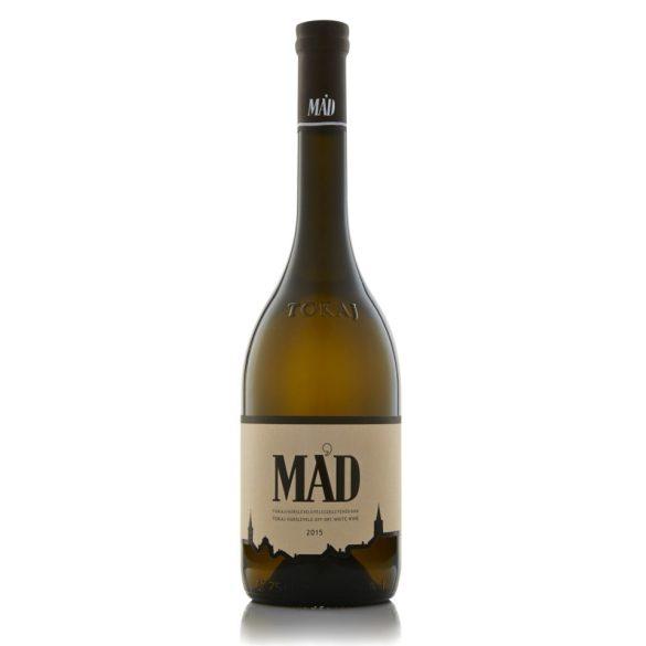 Mád Szent Tamás Tokaji Hárslevelű  fehér bor 2016