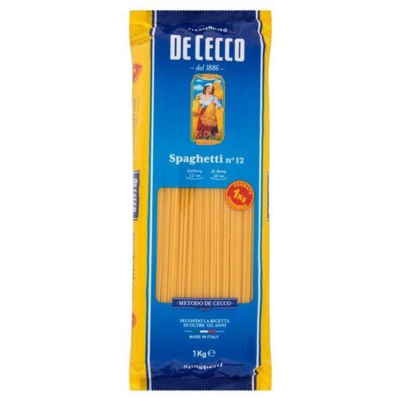 De Cecco Spaghetti tészta 1 kg