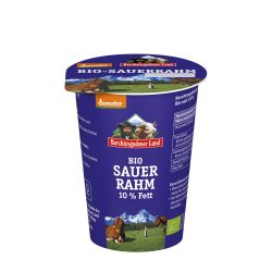 Alpenmilch Demeter bio tejföl
