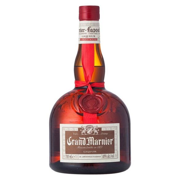 Grand Marnier Cordon Rouge likőr
