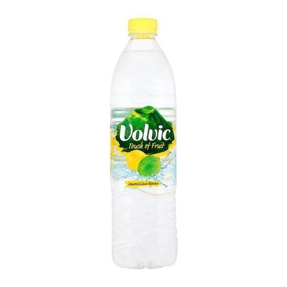 Volvic citromos lime-os ásványvíz