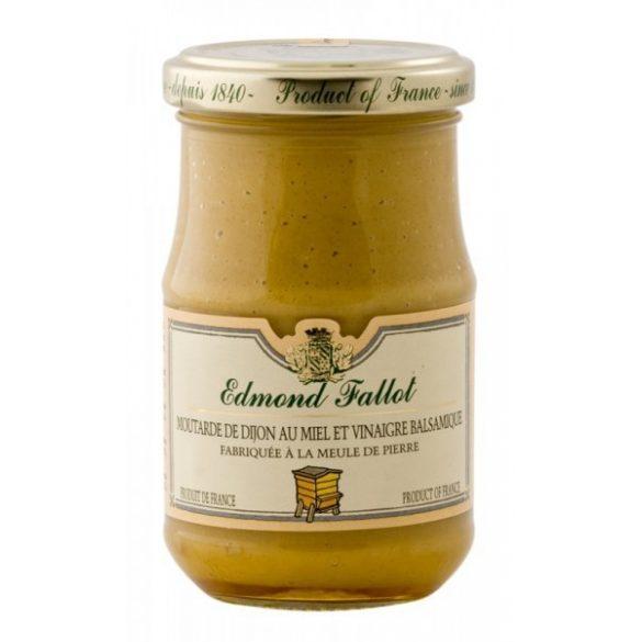 E.Fallot mézes dijoni mustár