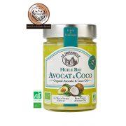 La Tourangelle bio avokádó és kókusz olaj