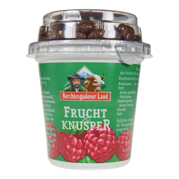 Berchtesgadener müzlis málnás joghurt