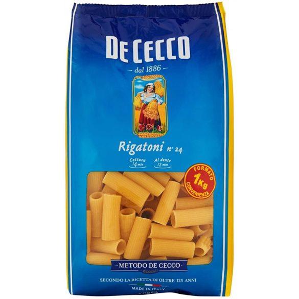 De Cecco Rigatoni tészta 1 kg