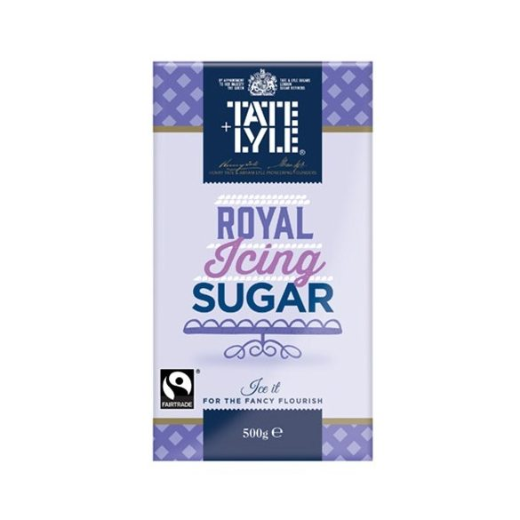 Tate Lyle royal icing porcukor cukormáz készíréséhez