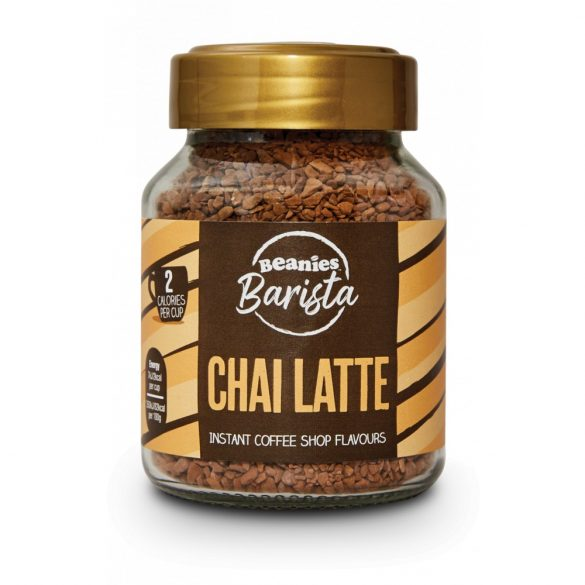 Beanies Chai latte ízű instant kávé