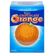 Terry's narancsos tejcsokoládé