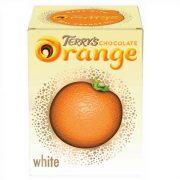 Terry's narancsos fehércsokoládé